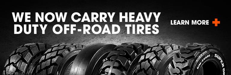 Super Grip West Tires & Wheels